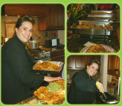 Sonoma County Puerto Rican Catering
